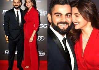 Anushka Sharma and Virat Kohli step out for Indian Sports Honours looking like the power couple they are - view HQ pics