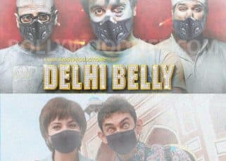 From Delhi Belly to PK: Here are posters of five Bollywood films, with the twist of Delhi Smog
