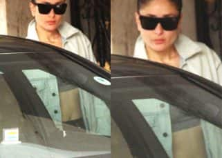Kareena Kapoor Khan flaunts her washboard abs and makes us believe in the magic of workouts!