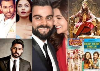 Aishwarya Rai and Salman Khan's historical face-off, Anushka Sharma-Virat Kohli step out as the power couple: meet the top 5 newsmakers of this week!