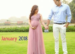 Tulsi Kumar announces her pregnancy on Twitter, reveals she will deliver in January 2018 - view pics
