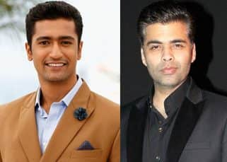 Karan Johar ropes in Vicky Kaushal for a comic short film which will be a part of Bombay Talkies 2