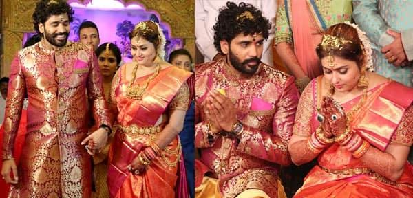 Namitha and veerandra chowdharys wedding pictures are too beautiful namitha and veerandra chowdharys wedding pictures are too beautiful to be missed altavistaventures Image collections