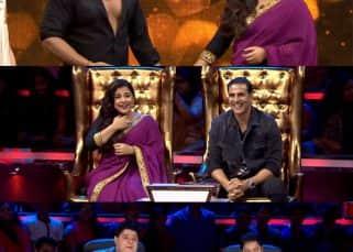 The Great Indian Laughter Challenge 11th November 2017 Written Update Of Full Episode: Tumhari Sulu -Vidya Balan cheats her way to victory over Akshay Kumar