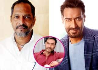 Ajay Devgn announces his first Marathi venture Aapla Manus featuring veteran actor Nana Patekar - watch video