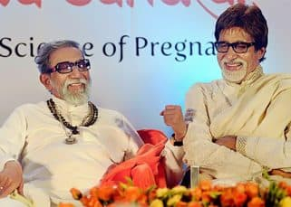 Amitabh Bachchan suggests the makers of Nawazuddin's 'Thackeray' to make a web series on Bal Thackeray
