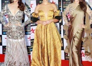 Star Screen Awards 2018:  Madhuri Dixit, Bhumi Pednekar, Ileana D'Cruz's ensembles were a major disappointment