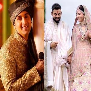 Ranbir Kapoor reveals why he didn't sing Channa Mereya at Anushka Sharma and Virat Kohli's wedding - read tweet