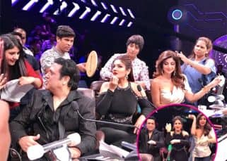Shilpa Shetty, Raveena Tandon and Govinda bring back the '90s on the sets of Super Dancer - Watch video