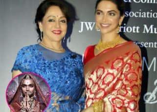 When Hema Malini potrayed the role of Padmavati on-screen