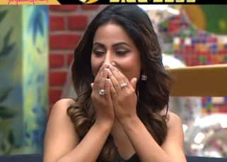 Bigg Boss 11: Hina Khan is the ONLY contestant who is not nominated this week