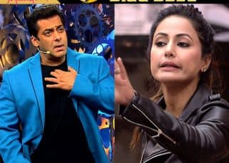 Bigg Boss 11: Salman Khan has something to say on Hina Khan's tap water woes - watch video