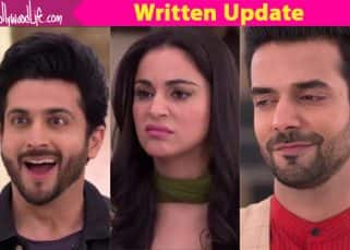 Kundali Bhagya 15th December 2017 Written Update Of Full Episode: Karan to go abroad but decides to stop Preeta's marriage before that