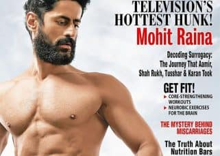 Mohit Raina loses his shirt to pose for a magazine cover and we can't get over those chiselled abs!