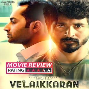 Velaikkaran movie review: Siva Karthikeyan and Fahadh Faasil own this idealistic but relevant social drama