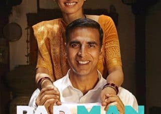 Padman new poster: Akshay Kumar and Radhika Apte hint at the trailer release of the film - view pic