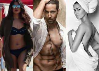 A big thanks to Hrithik Roshan, Katrina Kaif, Priyanka Chopra for giving us the hottest pictures of 2017