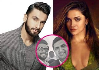 Bonding time! Ranveer Singh spends a day with girlfriend Deepika Padukone's father - view pics
