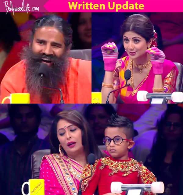 Super Dancer Chapter 2: Baba Ramdev gets trolled by little