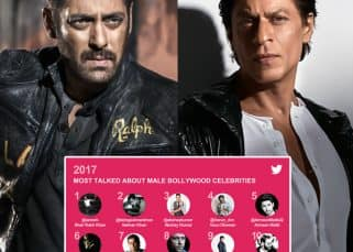 Twitter talked more about Shah Rukh Khan than Salman Khan in 2017 - here's proof