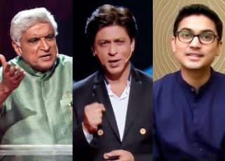 Ted Talks Nayi Soch: Shah Rukh Khan and Javed Akhtar stress on the power of words while Deepak Ramola gives enlightening life lessons