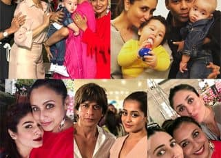 [INSIDE PICS]: Rani Mukerji's daughter Adira's 'wonderland' themed birthday party and was a hit with Bollywood's celeb brigade