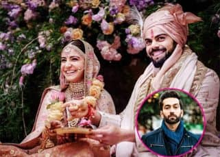 Someone terms Nakuul Mehta as Anushka Sharma's distant brother and there's a Hina Khan connect