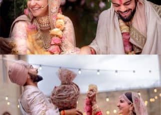 Anushka Sharma and Virat Kohli's wedding pictures are what dreams are all about!