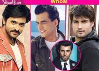 Vivian Dsena and Ashish Sharma beat Fawad Khan to be the Sexiest Asian Men of 2017