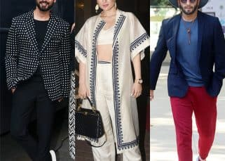 Shahid Kapoor, Kareena Kapoor Khan, Ranveer Singh's classy act lands them in the best dressed category this week