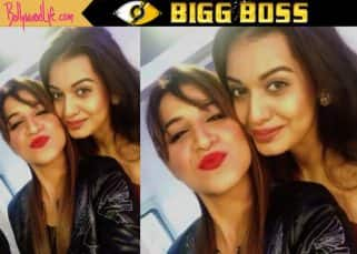 Bigg Boss 11: While Priyank Sharma continues to be confused, Divya Agarwal and Benafsha Soonawalla bond in the outside world - view pic