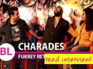 Fukrey Returns stars Richa Chadha, Varun Sharma and Manjot Singh struggle through a funny round of dumb charades