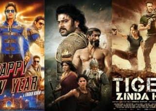 Top 10 openers of all time: Salman Khan and Katrina Kaif's Tiger Zinda Hai grabs the fifth spot