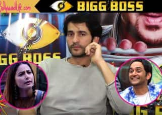 Bigg Boss 11: Hiten Tejwani calls Hina Khan fake, wants Vikas Gupta to win the show - watch video
