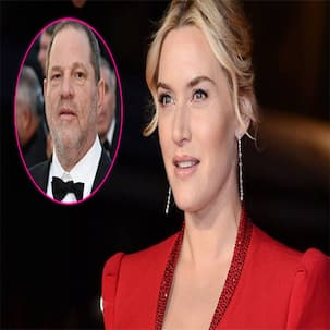 Kate Winslet : Harvey Weinstein didn't like me because he couldn't bully me