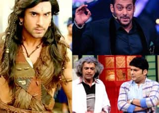 From Kapil Sharma - Sunil Grover's spat to Porus' becoming Indian TV's most expensive show - a look at 2017 on the tube