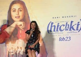 Rani Mukerji : I have faced many HICHKI in my professional life