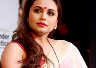 Rani Mukerji: Aditya has to be comfortable with me romancing on-screen