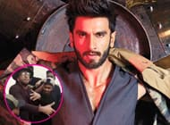 Ranveer Singh gets in a rap battle as he preps up for Gully Boy with Mumbai's rappers