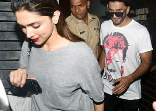 Like a perfect boyfriend, Ranveer Singh picks up Deepika Padukone after an award ceremony to take her to meet Zoya Akhtar