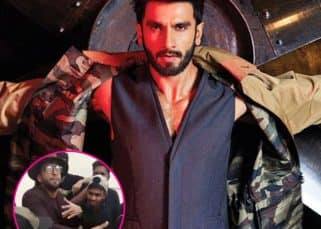 Ranveer Singh gets in a rap battle as he preps up for Gully Boy with Mumbai's rappers - watch video