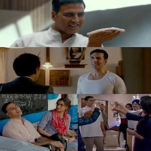 दि पैडमैन सॉन्ग: सुपरहीरो के अंदाज में दिखे अक्षय कुमार, देखें वीडियो