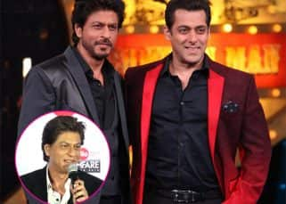 Shah Rukh Khan sings a birthday song for Salman Khan and you should not miss it - watch video