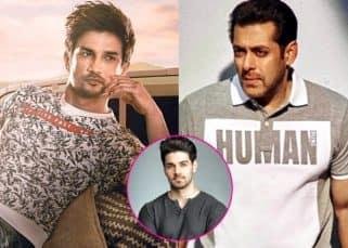 'Ridiculous' says Sooraj Pancholi on reports of Salman Khan slamming Sushant Singh Rajput for mistreating him