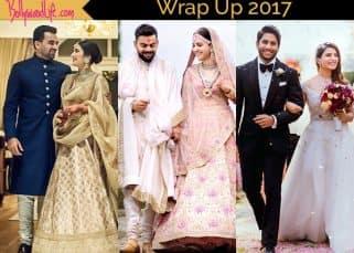 Anushka Sharma, Samantha Ruth Prabhu, Sagarika Ghatge - meet the beautiful brides of 2017