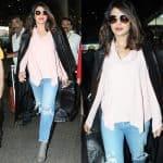 Make way for Priyanka Chopra as she returns to Mumbai to end 2017 with a bang - view HQ pics