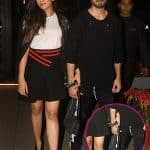 Shahid Kapoor holding Mira Rajput's bag during their date night is a note to all you husbands out there - view HQ pics