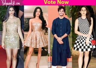 Suhana Khan, Janhvi Kapoor, Ishaan Khatter, Sara Ali Khan - Which star kid do you think will make a splash in 2018? Vote now!