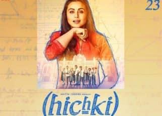 Rani Mukerji reveals the main reason why she agreed to do Hichki
