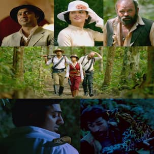 Amazon Obhijaan trailer: Dev is back on an expedition but this time, it is deadlier than Chander Pahar - watch video